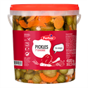 Pickles Mixed Vegetables in Wine Vinegar