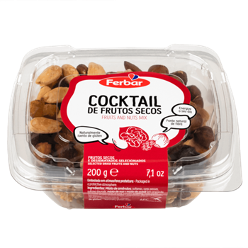 Cocktail de Frutos Secos