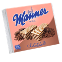 Wafer Napolitana com Chocolate