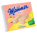 Lemon Cream Wafers