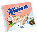 Coconut Cream Wafers
