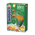 Tropical Ice Lollies for Home Freezing