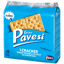 Salty Crackers without Salt Sprinkles on Top